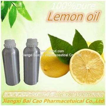 厂家专业生产天然原料柠檬油,蒸馏品99.9%