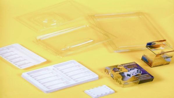 工业用聚氯乙烯PVC硬片