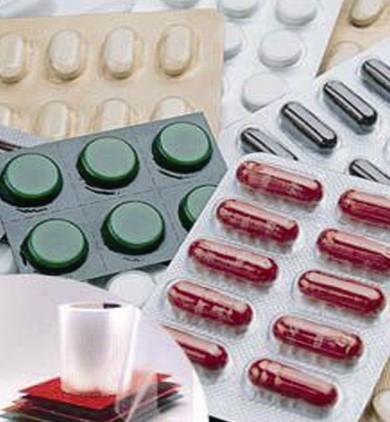 药用聚氯乙烯PVC硬片1