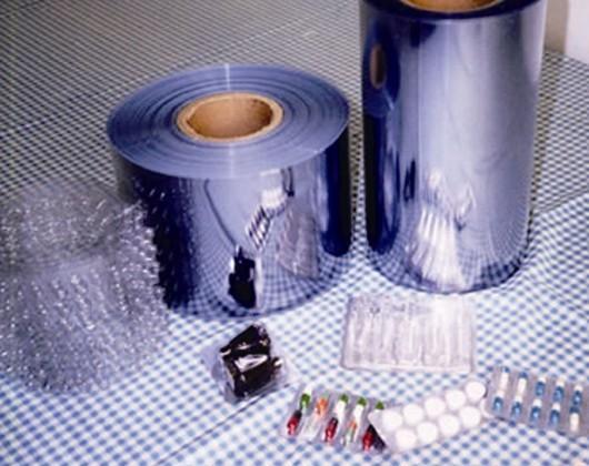 药用聚氯乙烯PVC硬片4