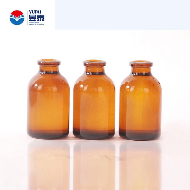 模制抗生素瓶