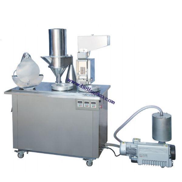 CGN208-D半自动胶囊填充机