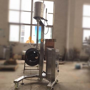 卫生级食品酱料高剪切均质机 吊装式/吊架式可移动