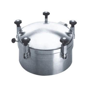 YAA圆型不锈钢人孔盖