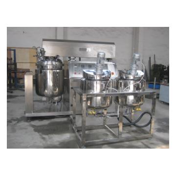 ZJR-250真空均质乳化机