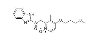 雷贝拉唑杂质F
