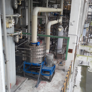 截流式湿法脱硫设备