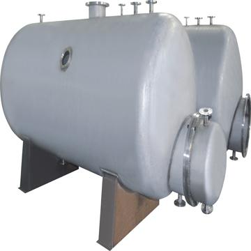 卧式再沸器