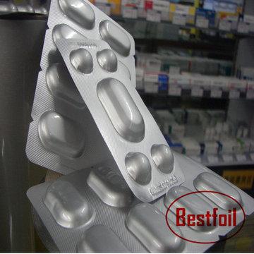 冷沖壓成型鋁箔