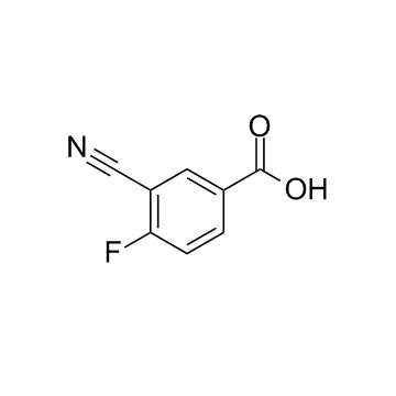 3-氰基-4-氟苯甲酸