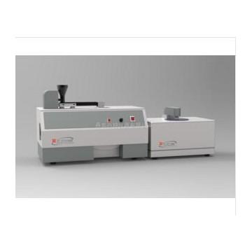 干湿法图像粒度粒形分析体系