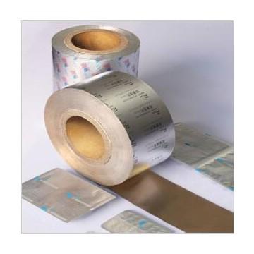 Printing PTP Aluminum blister foil  Manufacturer