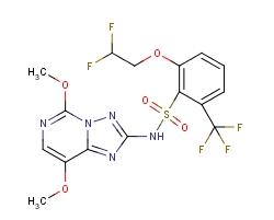 五氟磺草胺