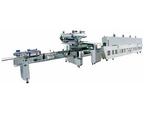 SE-5100A-HS/M-5100G-HS/SE-5100A-HSR 高速热收缩包装机