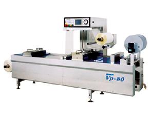VP-80N 成型全自动真空包装机