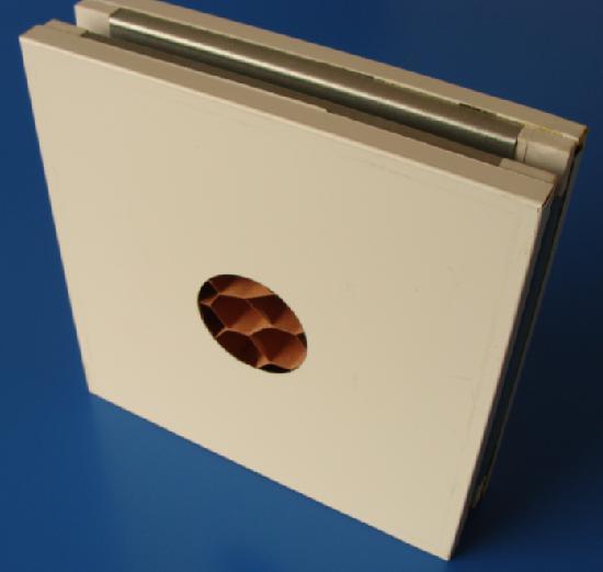 纸蜂窝手工板