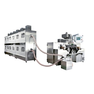 YWJ250-IIIA型全自动高速软胶囊机