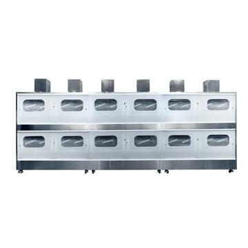 SGJ-I 软胶囊双层转笼干燥机