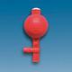 吸耳球,天然橡胶材质,二阀,标准型