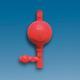 吸耳球,天然橡胶材质,三阀,标准型