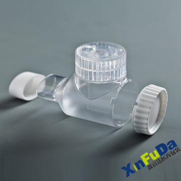 Twisting Single-dose Oral Dry Powder Inhaler