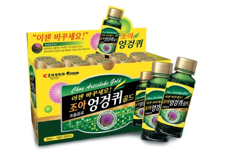 Artichoke juice