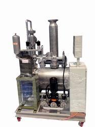 干式真空泵尾气回收系统