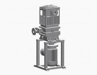 立式螺杆真空泵