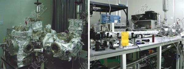 冷分子束实验装置