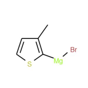 3-甲基-2-噻吩基溴化镁