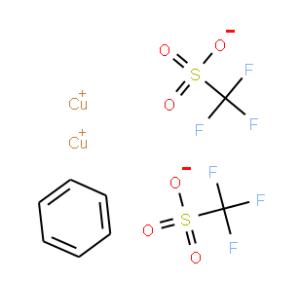 三氟甲烷磺酸铜与苯的络合物