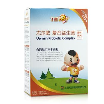 丁桂尤尔敏复合益生菌固体饮料