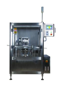 FSC108注射器液体灌装锁盖机