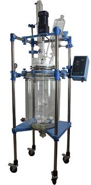 10L-100L玻璃反应釜