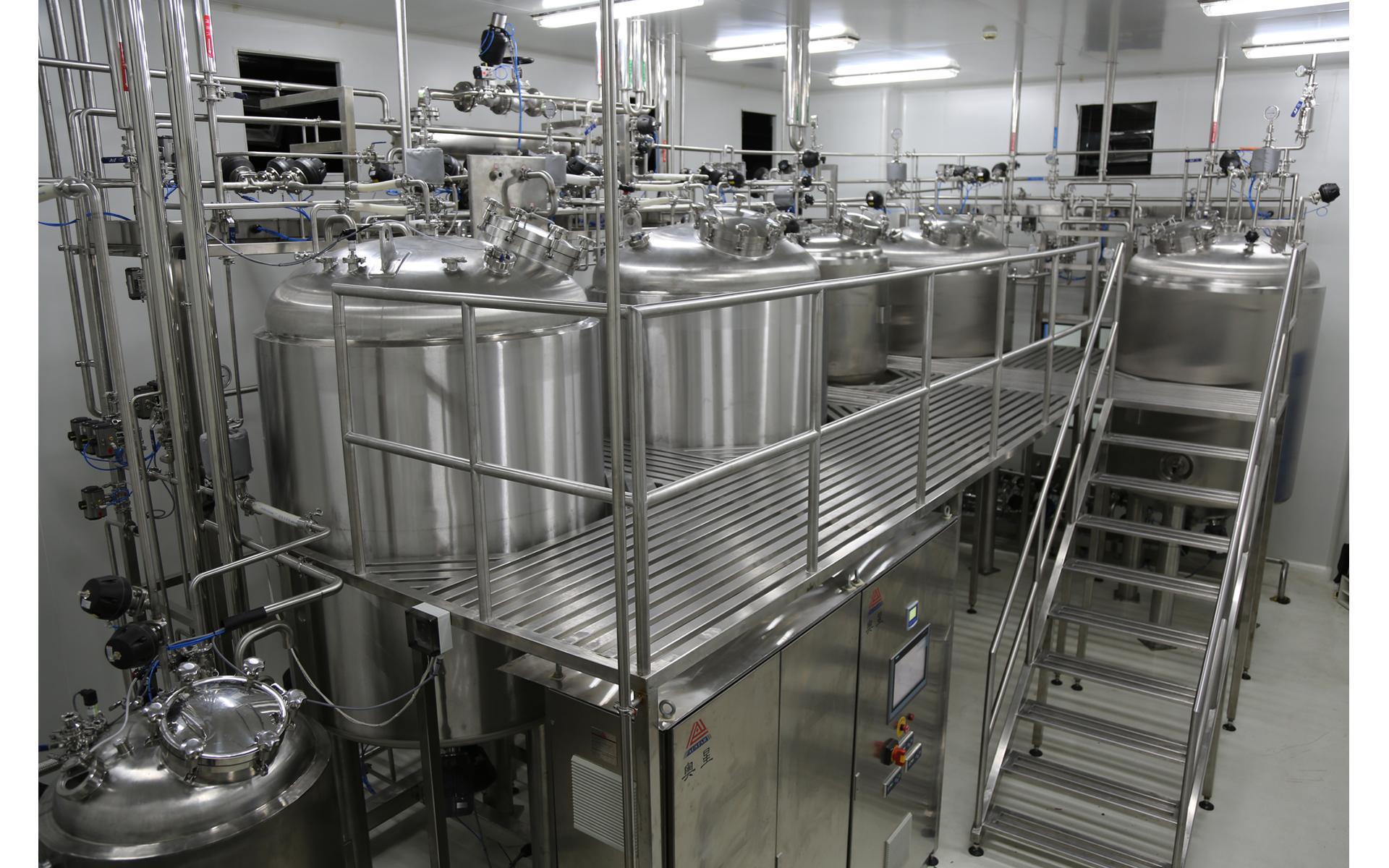 脂肪乳工艺系统