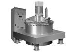 L(P)GZ(MDL)系列电机上置直联刮刀下部卸料离心机