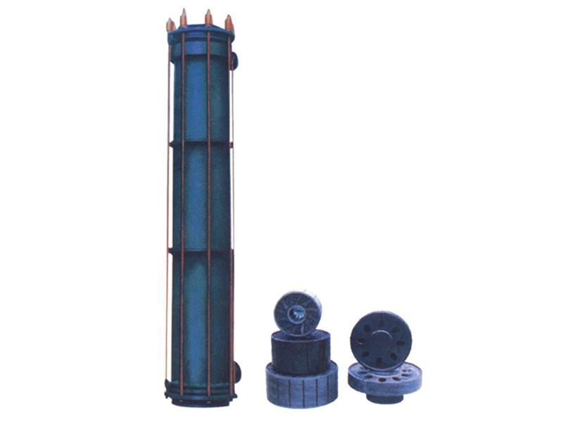 YKB型圆块孔式石墨换热器