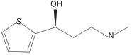 (S)-3-甲胺基-1-(2-噻吩基)-1-丙醇