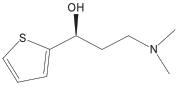 (S)-3-二甲基胺基-1-(噻吩-2基)-1-丙醇