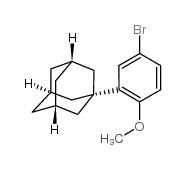 1-(5-bromo-2-methoxy-phenyl)adamantane