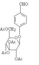 氧化天麻苷四乙酰物