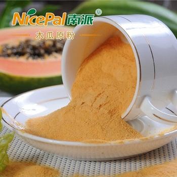 海南特产木瓜原粉 纯天然木瓜粉 南派果蔬粉 提供木瓜粉代工 厂家直销