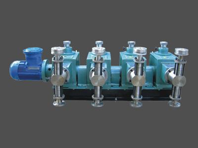 4J-Z系列柱塞式计量泵