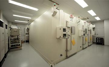 日本Nagano步入式稳定性测试箱