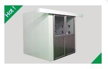 货物风淋室自动门型