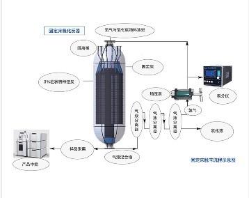 固定(流化)床反应器