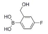 4-氟-2-(羟甲基)苯硼酸