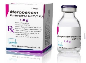 Meronem For Injection