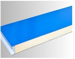 机制聚氨酯彩钢夹芯板