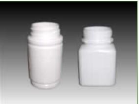 药用塑料瓶 (60 ml)
